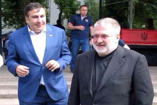 Коломойский заявил, что Саакашвили
