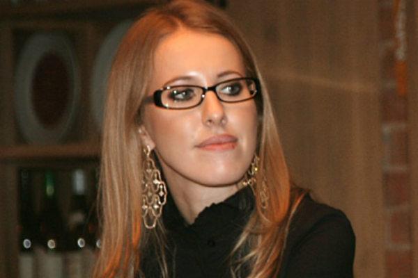 Ксения Собчак вышла на сцену Большого театра