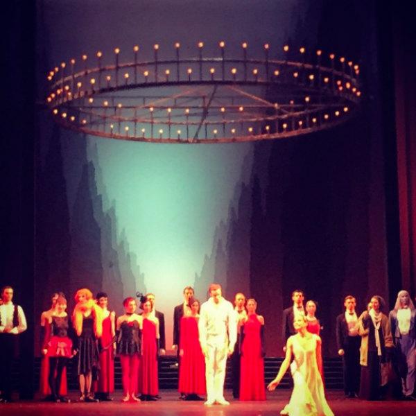 На сцене Большого театра отметит свой творческий юбилей Диана Вишнева