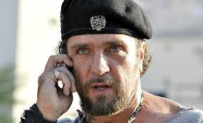Байкер Хирург опоздал на открытие мотосезона в Петербурге