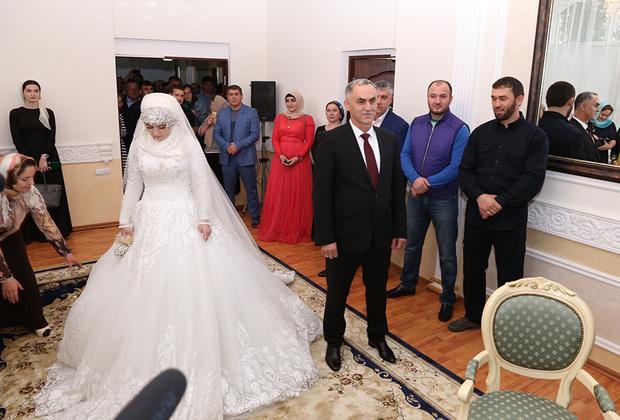 """Свадьба века"" в Чечне"