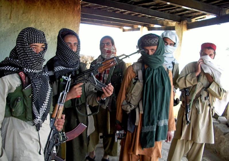Талибы приблизились к границам Таджикистана