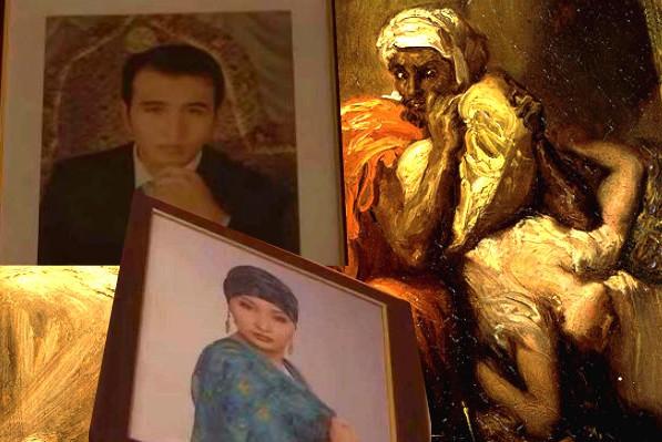 В гримерке театра Казахстана нашли двух мертвых актеров