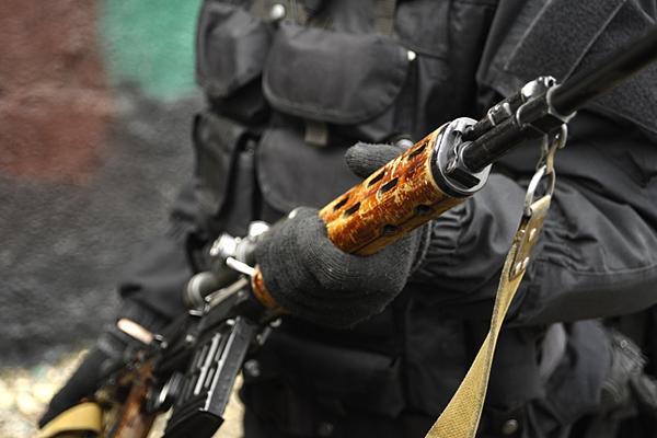 В военно-полевом госпитале застрелились украинские солдаты