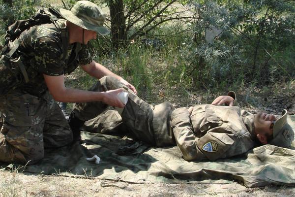 В украинской армии оказались плохие солдаты, - The New York Times