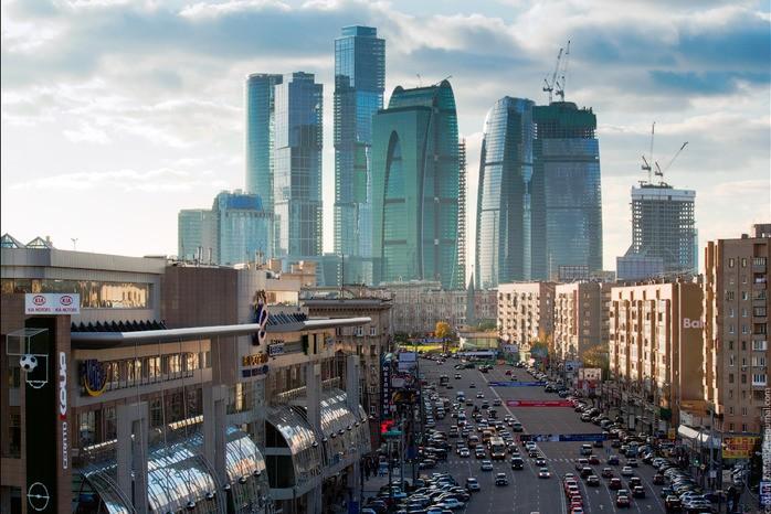 Названы улицы Москвы с самой дорогой арендой помещений