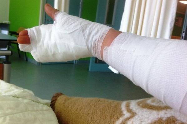 В Донбассе взорвался улей, пасечник получил ранения