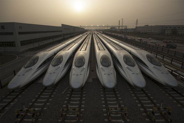 Китай предлагает построить скоростную железную дорогу до Владивостока