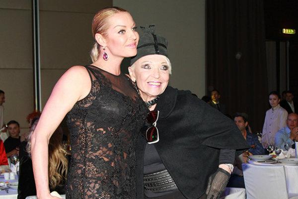 Егор Крид и Анастасия Волочкова рассказали о стиле на Fashion People Awards