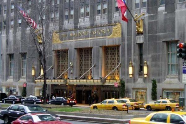 Свадьба в роскошной нью-йоркской гостинице завершилась стрельбой