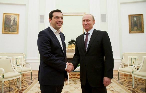 На форуме в Петербурге Путин обсудит с Ципрасом