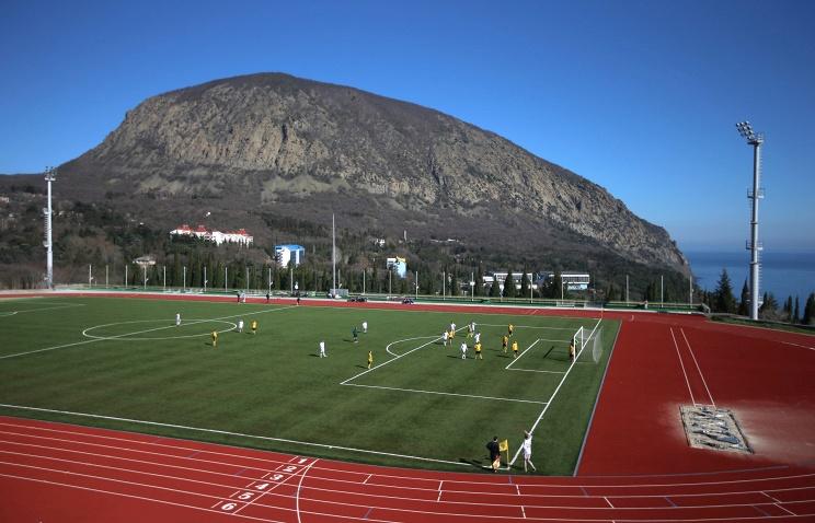 Россия профинансирует чемпионат Крыма по футболу