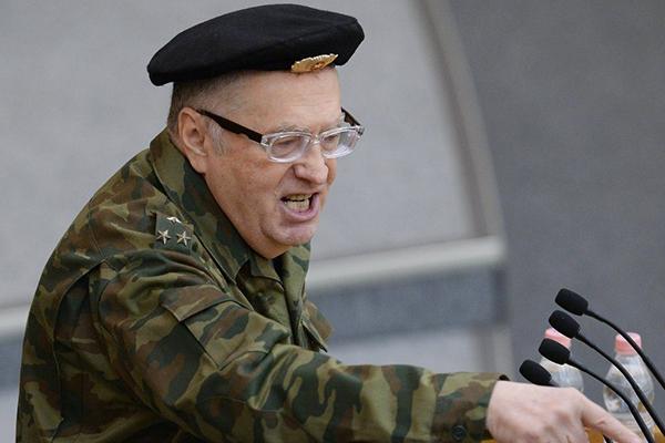 Жириновский: Убийствами в Гюмри пытаются поссорить Россию и Армению