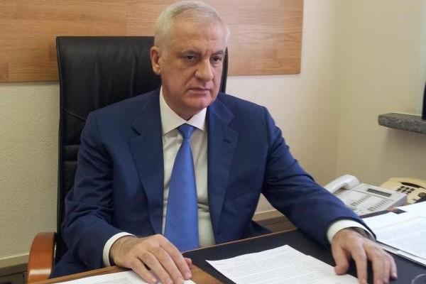 Путин отправил Мамсурова в отставку и назначил нового главу Северной Осетии
