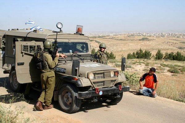 Израильские солдаты сознательно переехали машиной палестинца