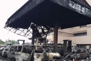 Взрыв на АЗС в Гане уничтожил сотню человек