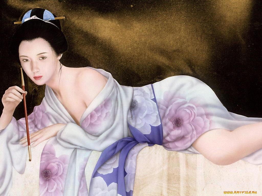Японская жена изменяет мужу 20 фотография