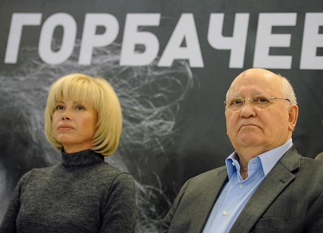 Фонд Горбачева станет иностранным агентом