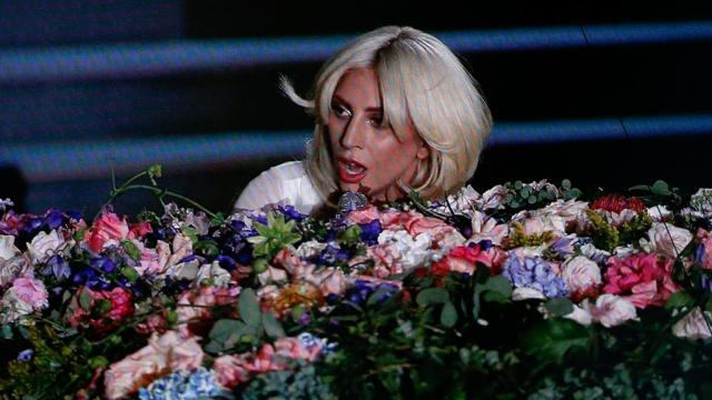 Леди Гага несколько дней скрывалась в Азербайджане