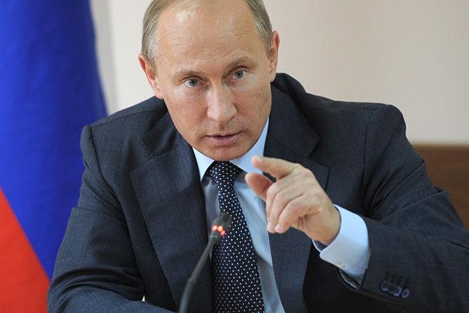 Путин объяснил блокировку сайта ОЗПП из-за памятки по Крыму