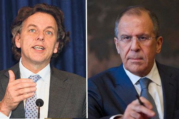 Глава МИД Голландии едет к Лаврову, чтобы обсудить