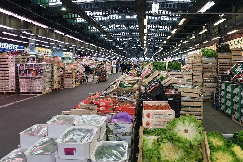В Подмосковье построят рынок продуктов крупнее парижского Rungis