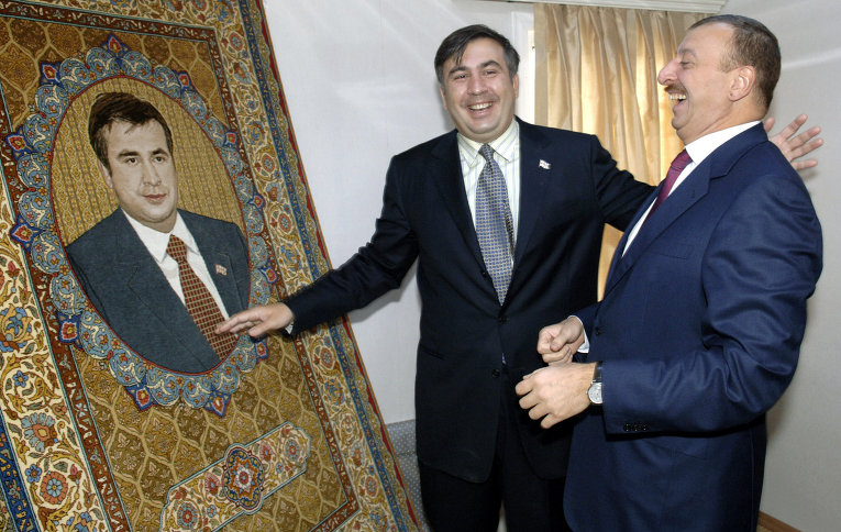 Саакашвили возьмется за нефтепровод «Одесса-Броды» для поставки каспийского топлива в Европу