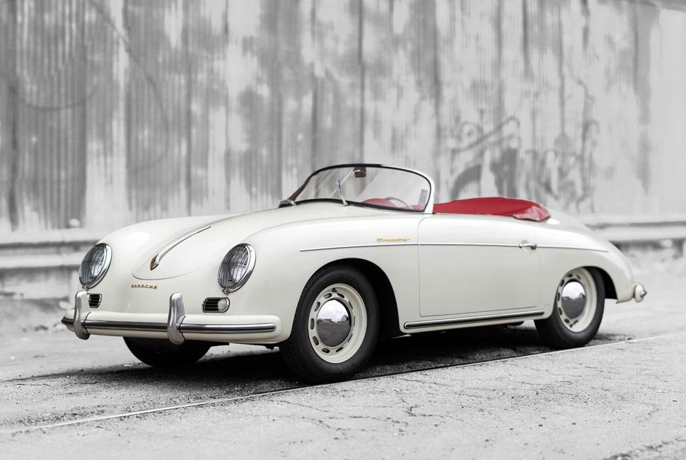 На аукцион Sotheby's выставили самую дорогую в мире коллекцию авто