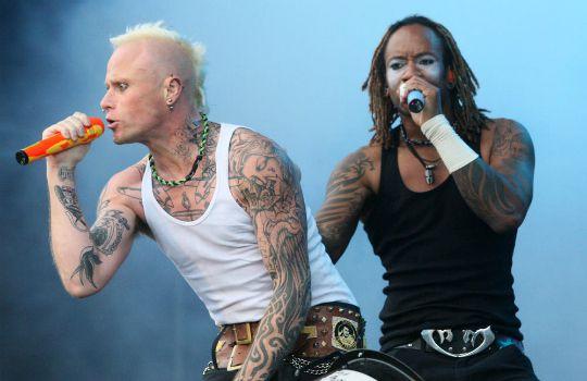 33 человека пострадали от молнии на рок-концерте The Prodigy и Slipknot