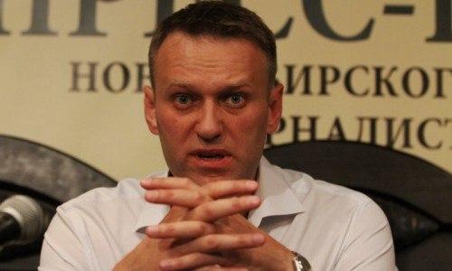 Навальный обвинил единороссов в инциденте с яйцами
