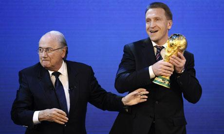 Аудиторы ФИФА заявили, что Россия стала хозяйкой ЧМ-2018 законно