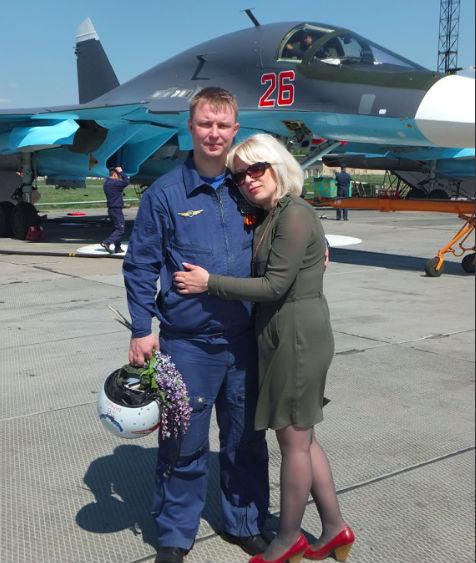 Дмитрий Барашев летает больше 10 лет ( фото из соцсетей)