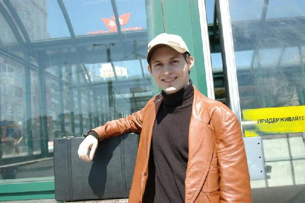 На Павла Дурова в США напали грабители