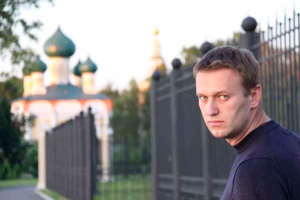 Алексей Навальный стал невыездным