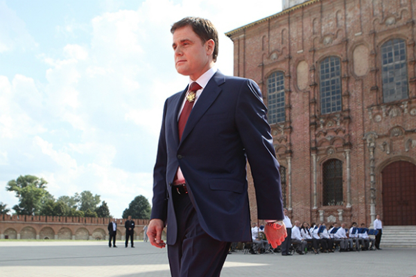 Топ-11 самых богатых губернаторов РФ возглавил Груздев
