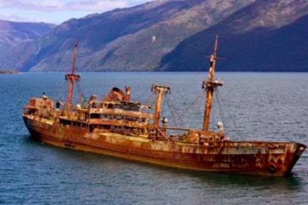 Загадочно пропавший в Бермудском треугольнике корабль вернулся спустя 90 лет