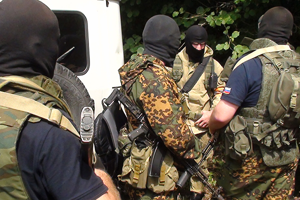 Два боевика уничтожены в Кабардино-Балкарии