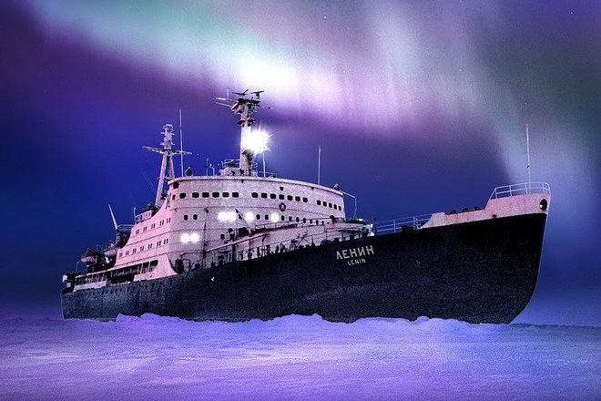 Атомный морфлот России пополнят мощнейшие ледоколы