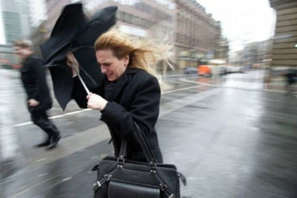 Гидрометцентр объявил в Москве «оранжевый» уровень опасности из-за ливней