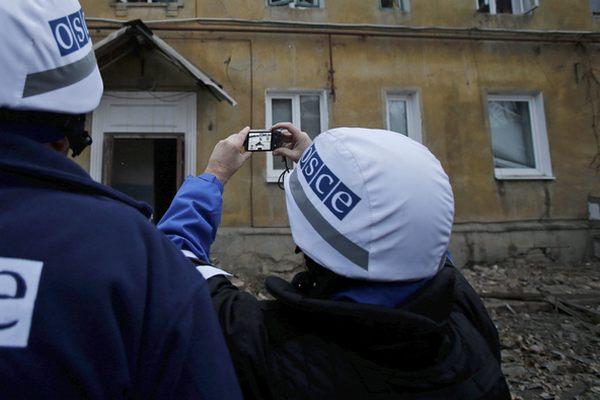 ВСУ требуют исключить россиян из миссии ОБСЕ