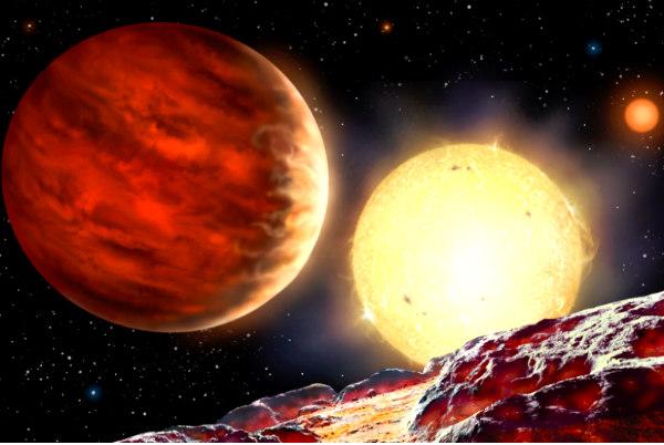 Новую удивительную планету нашей Галактики открыл английский школьник
