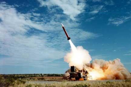 Россия произвела пуск противоракеты ближнего действия системы ПРО