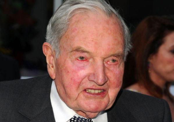 Дэвиду Рокфеллеру исполнилось 100 лет