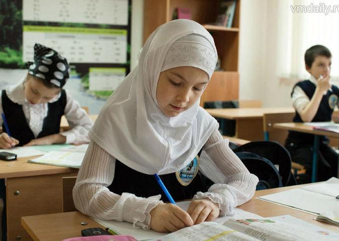 Россияне высказались против ношения хиджабов в школах