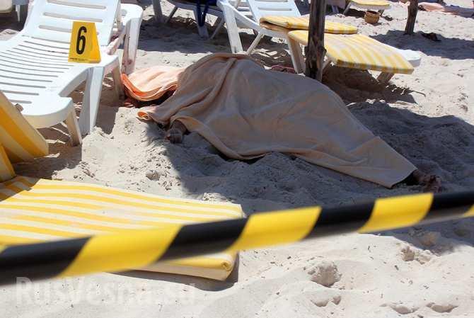 Российский МИД подтвердил гибель Татьяны Хоменко в Тунисе
