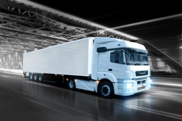 В России появятся беспилотные грузовики и автобусы