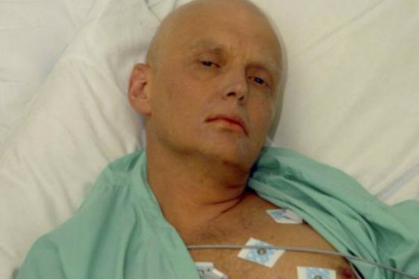 Скотланд-Ярд назвал виновных в смерти Литвиненко