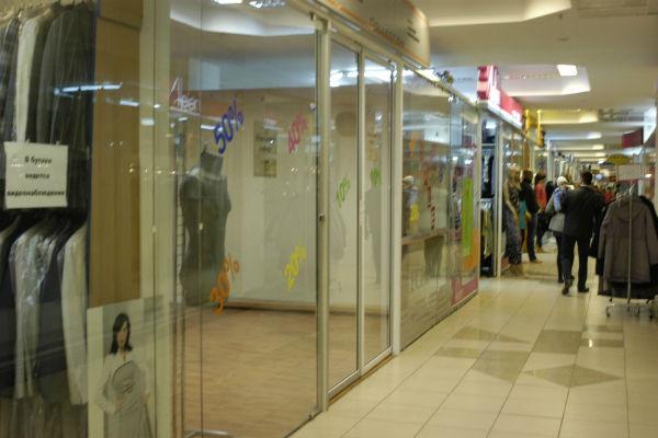Торговые центры снижают уровень