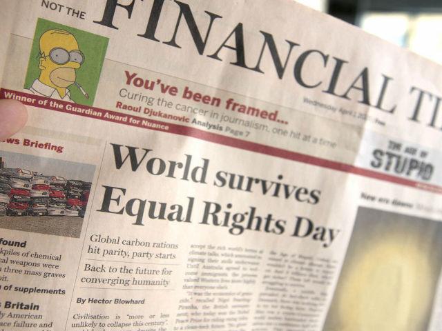 Financial Times  готовят к продаже