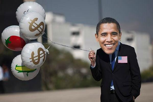 Пять миллионов заплатили налогоплательщики за поездку Обамы на родину